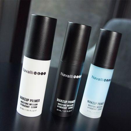 妝前精華液幫你實現粉底不吃妝,不反黑,不起屑,不脫妝的夢幻美肌