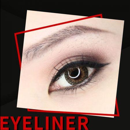 NH Makeup-時尚風暴超防水眼線筆
