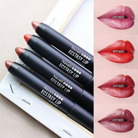 CC水亮絲緞豐唇筆|金屬光系列